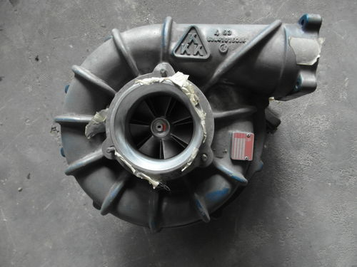 Turbocharger TBG 604 CV/BV/V