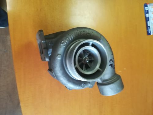 Turbocharger 1015